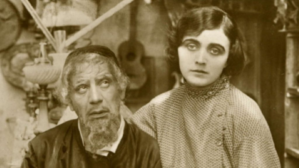 The Yellow Ticket, silent film with original score palyed by Alicia Svigals